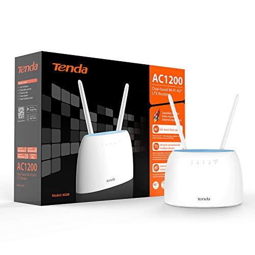 Prime Day: 4G-Router Tenda 4G09 - 28%
