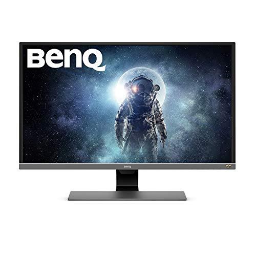 """[PRIME DAY] BenQ EW3270U 31,5"""" 4K UHD Monitor (VA, 300cd/m², 4ms, 60 Hz, AMD Free Sync, LFC,USB-C mit DisplayPort,VESA,HDR10@10bit,100%sRGB)"""