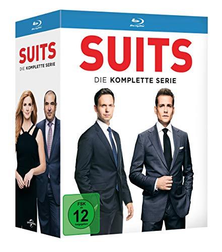 Suits - Die komplette Serie (Blu-ray) für 59,97€ (Amazon Prime Day)