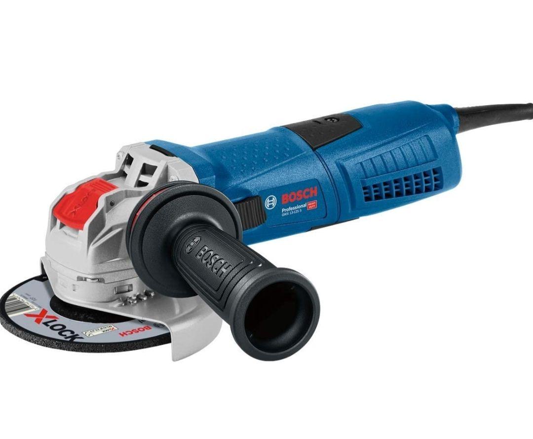 Bosch Professional Winkelschleifer GWX 13-125 S; 1.300 Watt, X-LOCK [Prime Day]