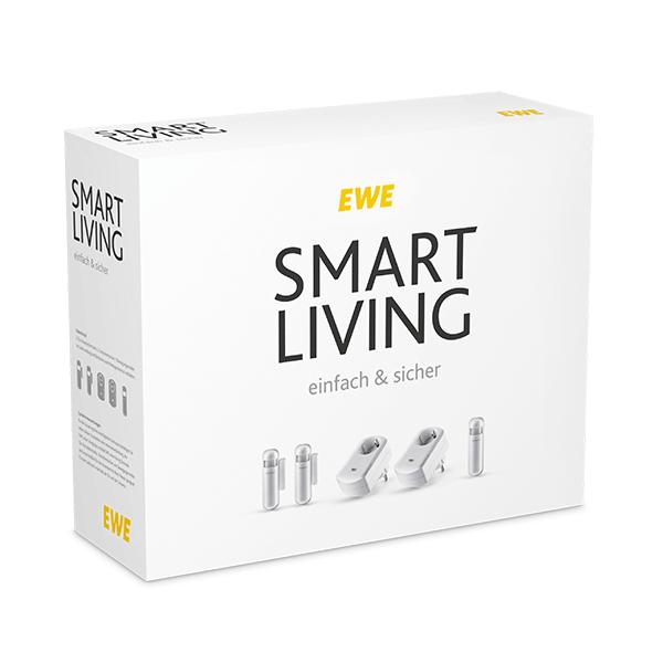 Bis zu -70% auf EWE Smart Living Produkte.