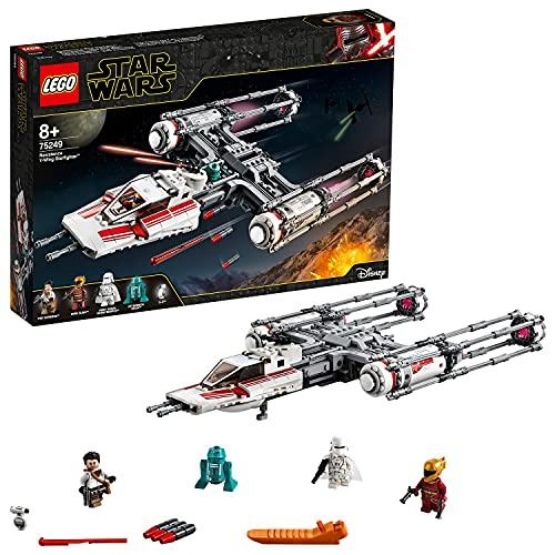 Update: Nochmal günstiger [Prime Day] Lego 75249 Star Wars Widerstands Y-Wing Starfighter Bauset