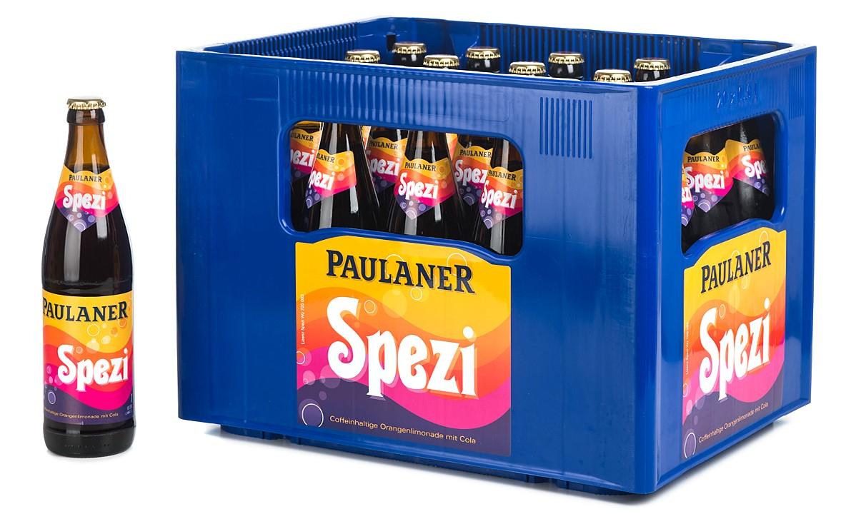 [Netto] Paulaner Spezi 20 x 0,5L (Lokal)