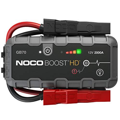NOCO Boost HD GB70 2000A 12V Starthilfe Powerbank [Amazon Prime Day]