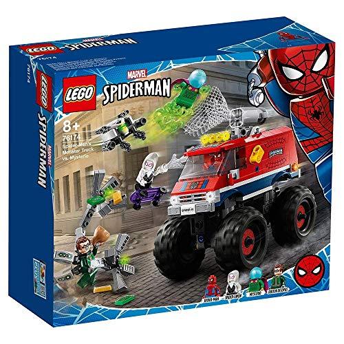 [Prime] LEGO 76174 Super Heroes Marvel Spider-Mans Monstertruck