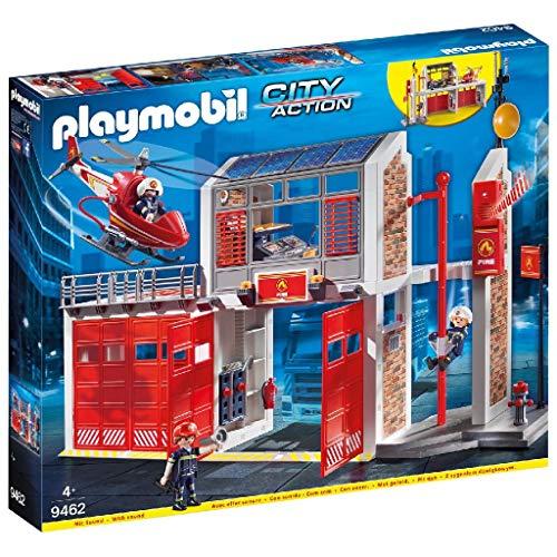 [Nur Amazon PRIME-Kunden] Playmobil Feuerwache 9462 zum PRIME-Day