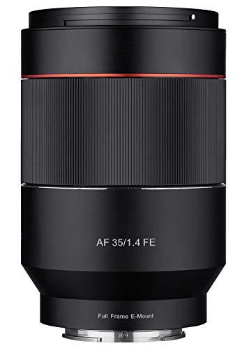 [Amazon Prime] Samyang AF 35mm F1.4 Objektiv Autofokus für Sony E