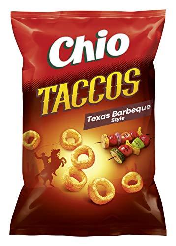 14x25g Chio Taccos Texas Barbeque [PrimeDay]