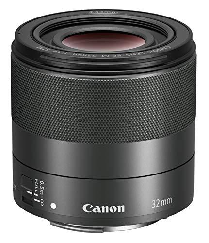 Canon Objektiv EF-M 32mm F1.4 STM (Amazon Prime Day Deal)