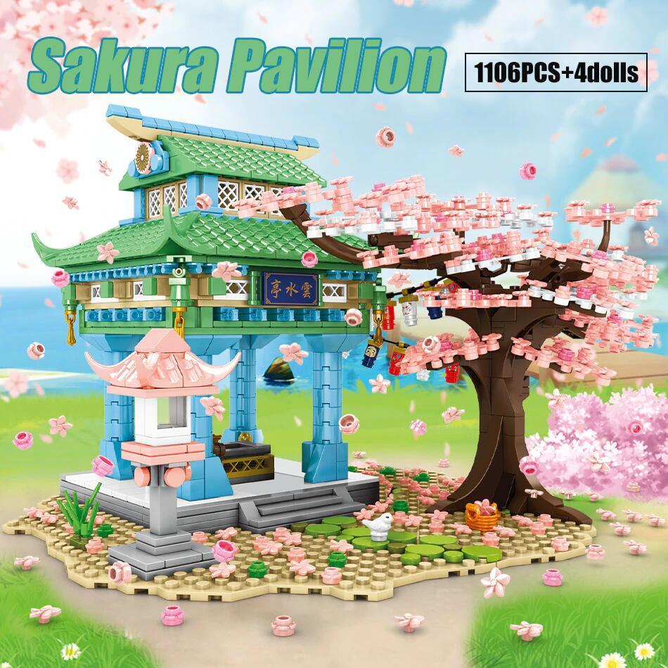 Sembo Sakura Pavillion