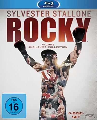 [Prime Day] Rocky - Complete Saga Blu-ray