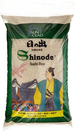 Japanische Shinode Reis von der marke SUN CLAD. 10 kilo