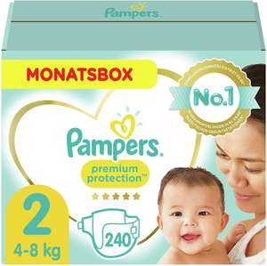 Pampers premium protection Gr.2