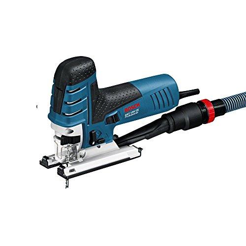 [PRIME] Bosch Professional Stichsäge GST 150 CE (780 Watt, Schnitttiefe Holz max: 150 mm, ohnne Schlauch, im Koffer)