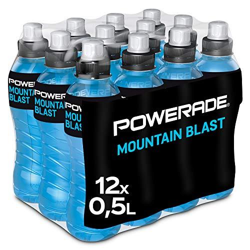 Powerade Blue oder Cherry für 7,45 EUR für 12 Flaschen (+ 3 € Pfand) [Amazon PrimeDay]
