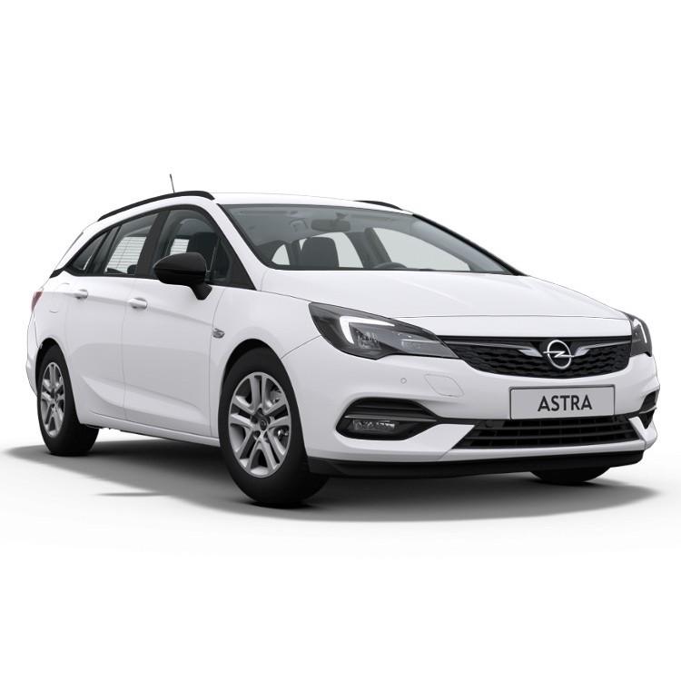 [Gewerbeleasing] Opel Astra Sports Tourer (130 PS) mtl. 50€ + 836,13€ ÜF (eff. mtl. 84,84€), LF 0,22, GF 0,37, 24 Monate, sofort verfügbar