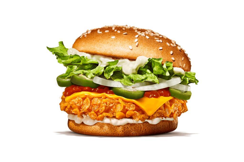 [neu] Clubhouse King oder Jalapeno Crispy Chicken je 1,99 € im King Deal bei Burger King