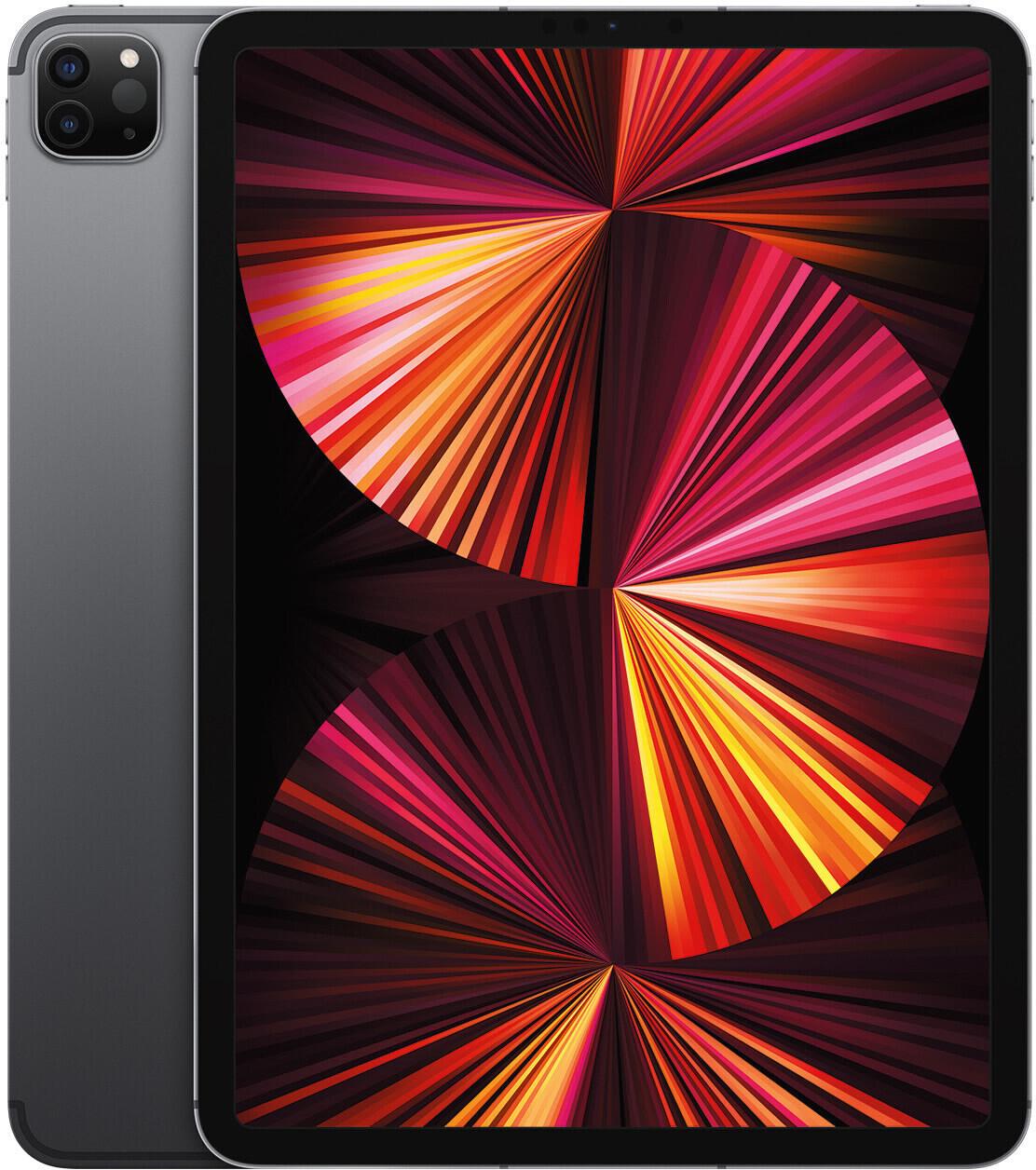"""Apple iPad Pro 11"""" 5G (2021): 128GB 299€ ZZ & 256GB 399€ ZZ mit Vodafone Smart XL (30GB LTE 5G, VoLTE, WLAN Call) für mtl. 39,91€"""