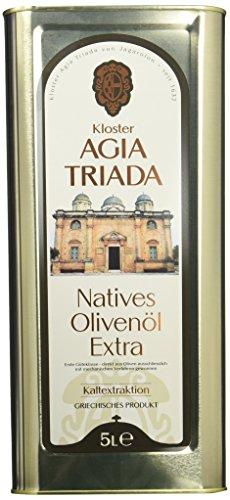 Agia Triada - extra natives Olivenöl - 5 Liter (Griechenland)