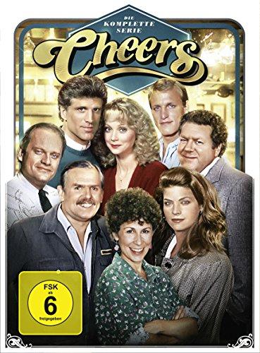 Cheers - Die komplette Serie auf DVD (43 Discs) Amazon Prime Day