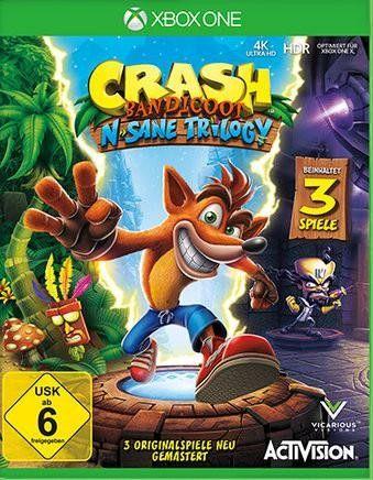[Sammeldeal] [Lokal Brandenburg] Crash Bandicoot - N.Sane Trilogy (Xbox One)