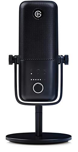[Amazon WHD + Prime Day] Elgato Wave:3 USB-Mikrofon für bspw. Streaming und Podcasting; Zustand - wie neu
