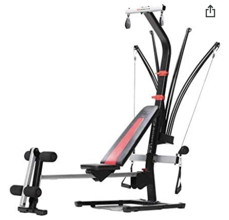 Kraftstation Bowflex PR100 Home Gym - Nur Amazon Prime