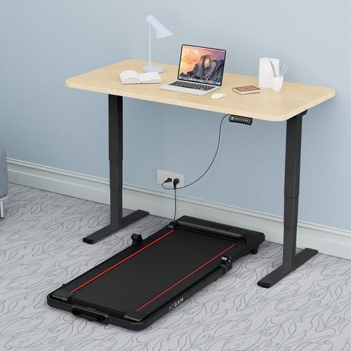 Schreibtisch, elektrisch höhenverstellbar (nur Tischgestell, Doppelmotor, 3xMemory, 100Kg)