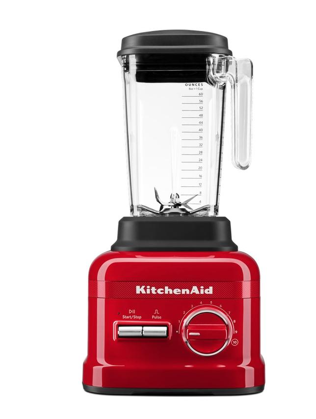 [eBay] KitchenAid 5KSB6060HESD High Performance Standmixer rot (1800W) (+Shoop/Payback)