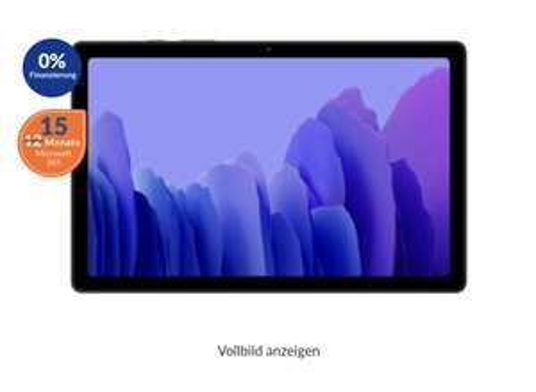 [LOKAL Lemgo/ ONLINE] Samsung Galaxy Tab A7 - Mit Hülle und Halterung