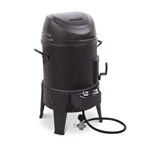 (Prime Day) Char-Broil The Big Easy - Smoker, Roaster und Grill 3-in-1, Schwarz.