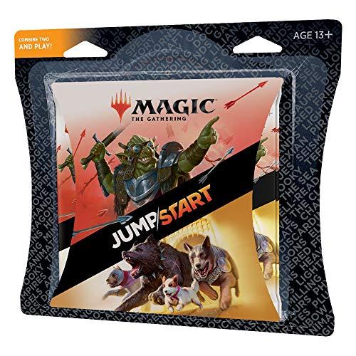 MTG Jumpstart Booster 4 Pack (Prime) & Display