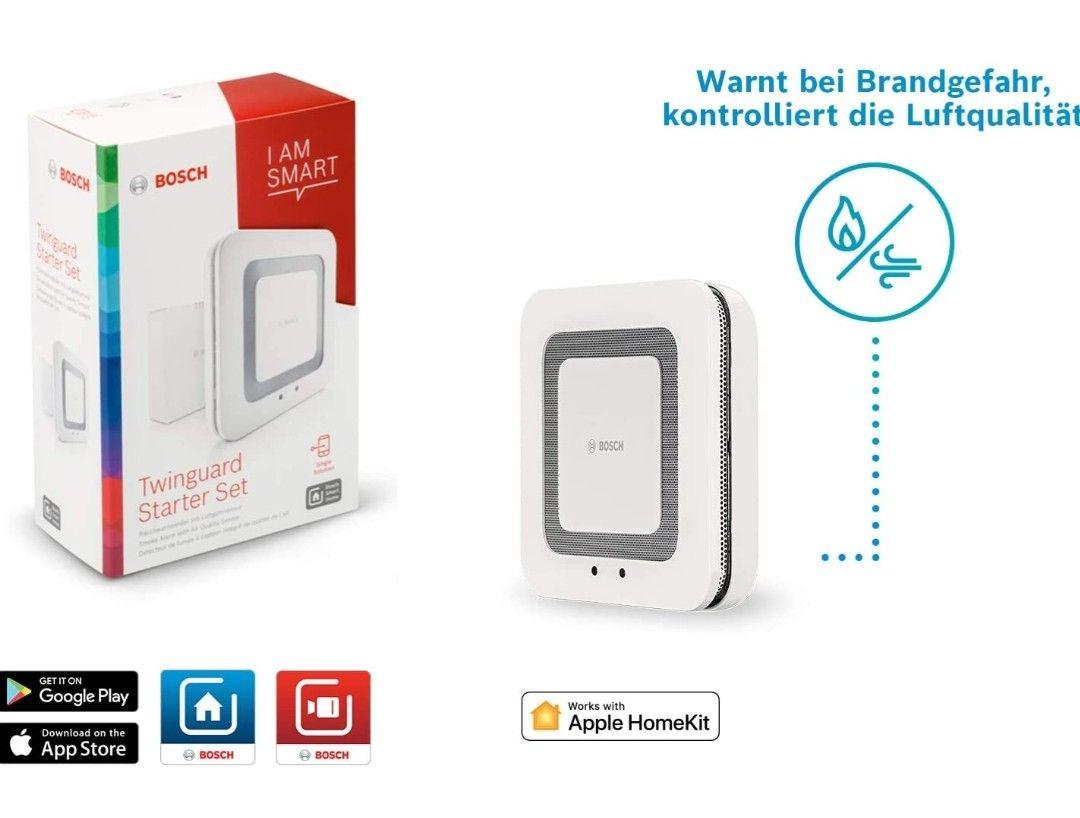 Amazon Prime Aktion 20% Rabatt bis 22.06.- Bosch Smart Home Twinguard- Bisheriger Bestpreis !?