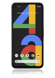 Google Pixel 4A 128GB Just Black + Google Nest Hub + Google Nest Mini im Vodafone Klarmobil 15GB LTE für 4,95€ einmallig, 24,99€ monatlich