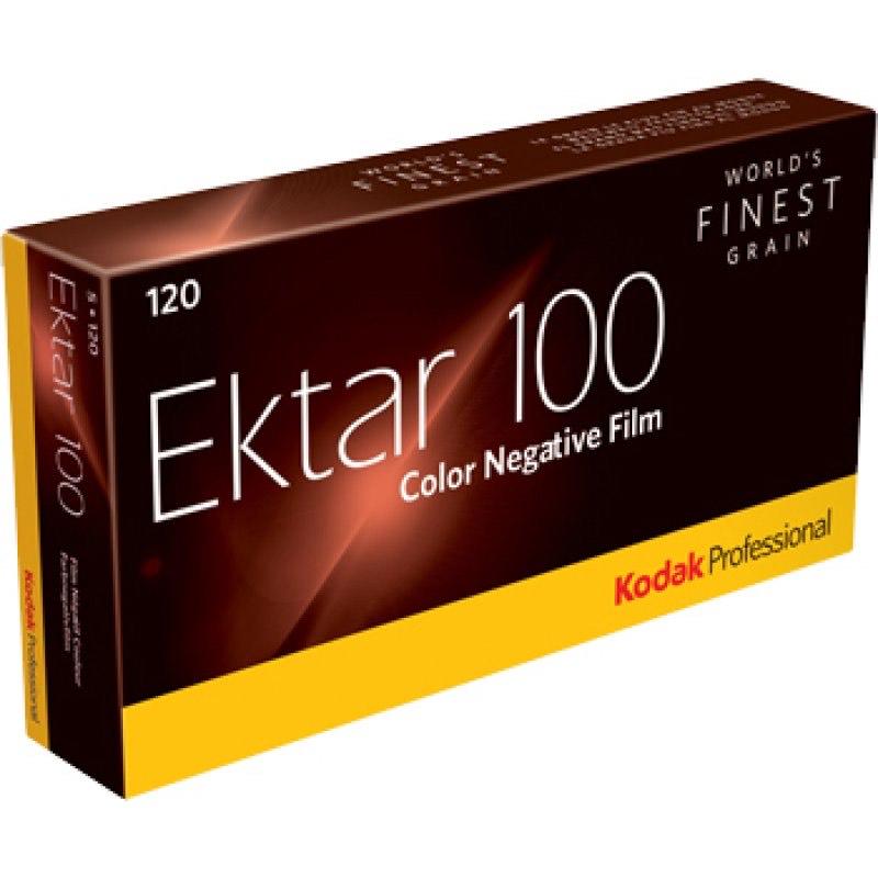 [NISCHENDEAL] Kodak Ektar 100 120er Rollfilm Mittelformat + weitere gute Preise für Rollfilm T-Max