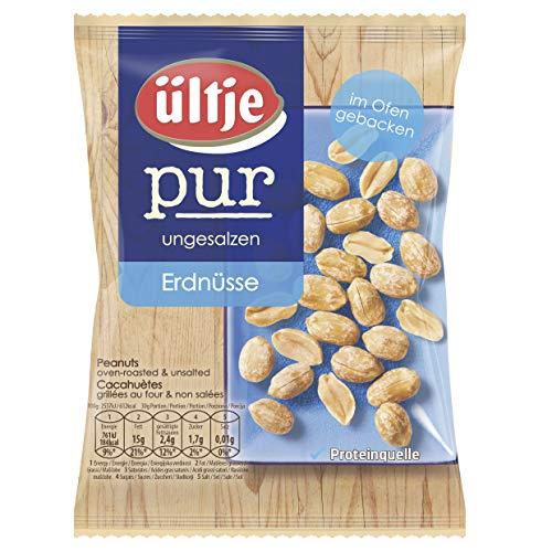 [Amazon Prime] Ültje Erdnüsse Pur Beutel, 200g für 99cent (0,495€/100g) statt 1,89€ evtl. Bestpreis