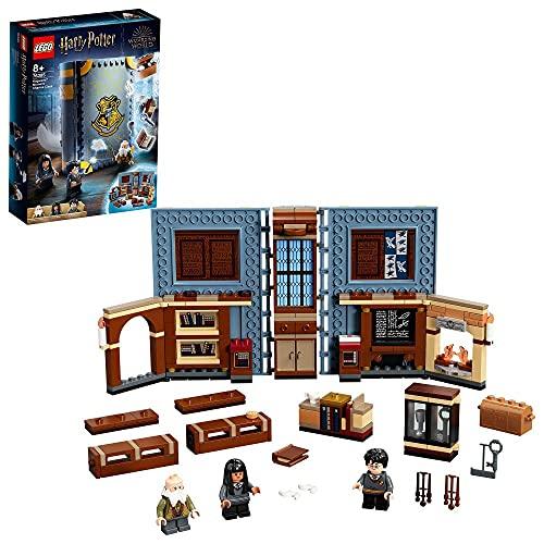 [Amazon Prime] LEGO 76385 Harry Potter Hogwarts Moment: Zauberkunstunterricht [Bestpreis]