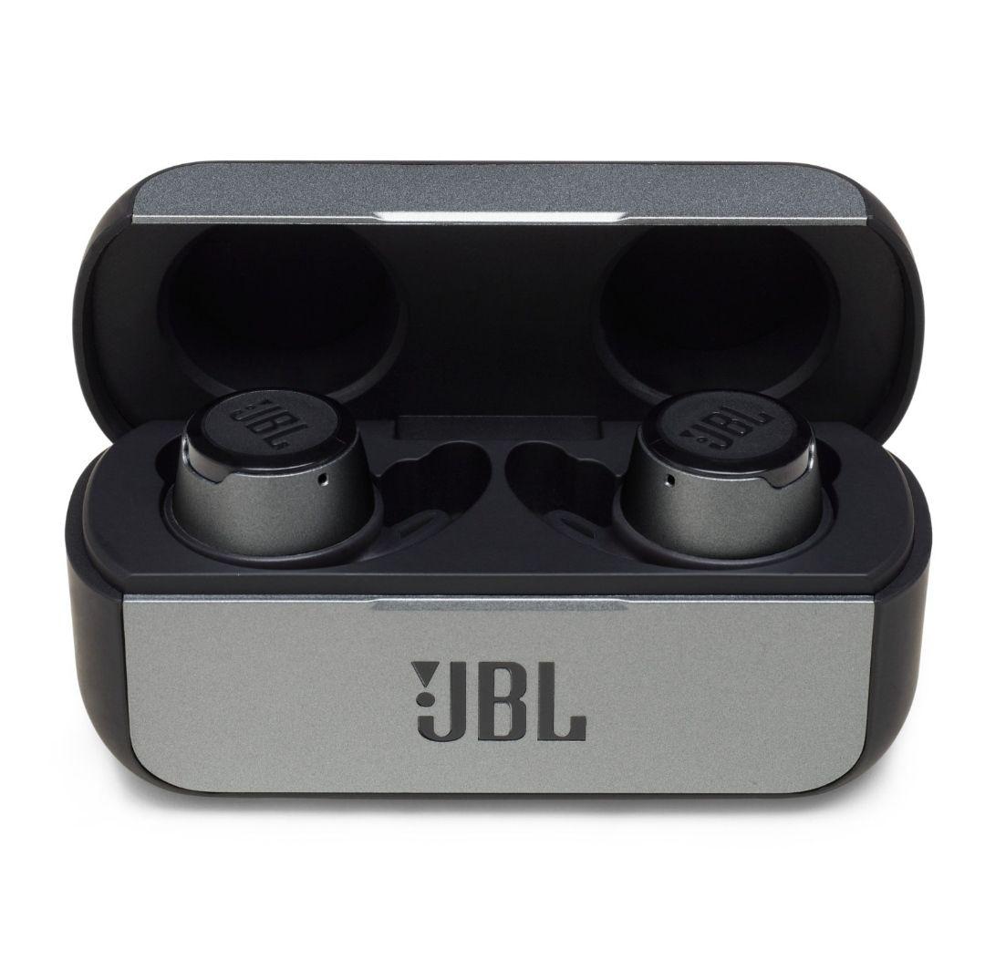 JBL Reflect Flow - wasserdichter Bluetooth Sport-Kopfhörer, mit Talk Through, Ambient Aware und Mikrofon, 10 Std Wiedergabe, Bestpreis.