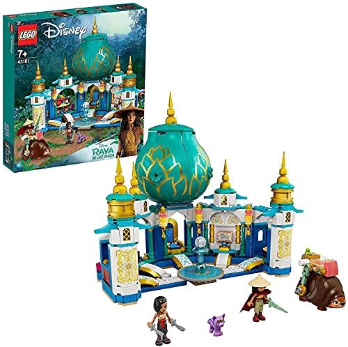 [Amazon Prime] LEGO 43181 Disney Princess Raya und der Herzpalast (Bestpreis)