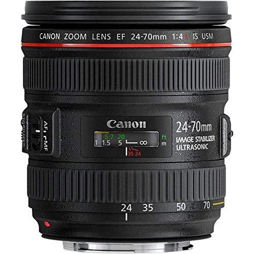 Canon Zoomobjektiv EF 24-70mm F4L IS USM