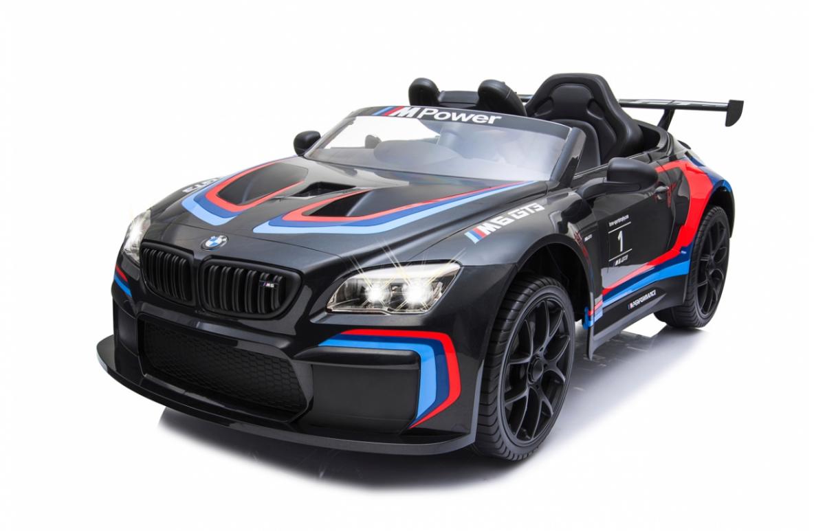 BMW M6 GT3 - Kinderauto / Elektroauto von Jamara Ride-On