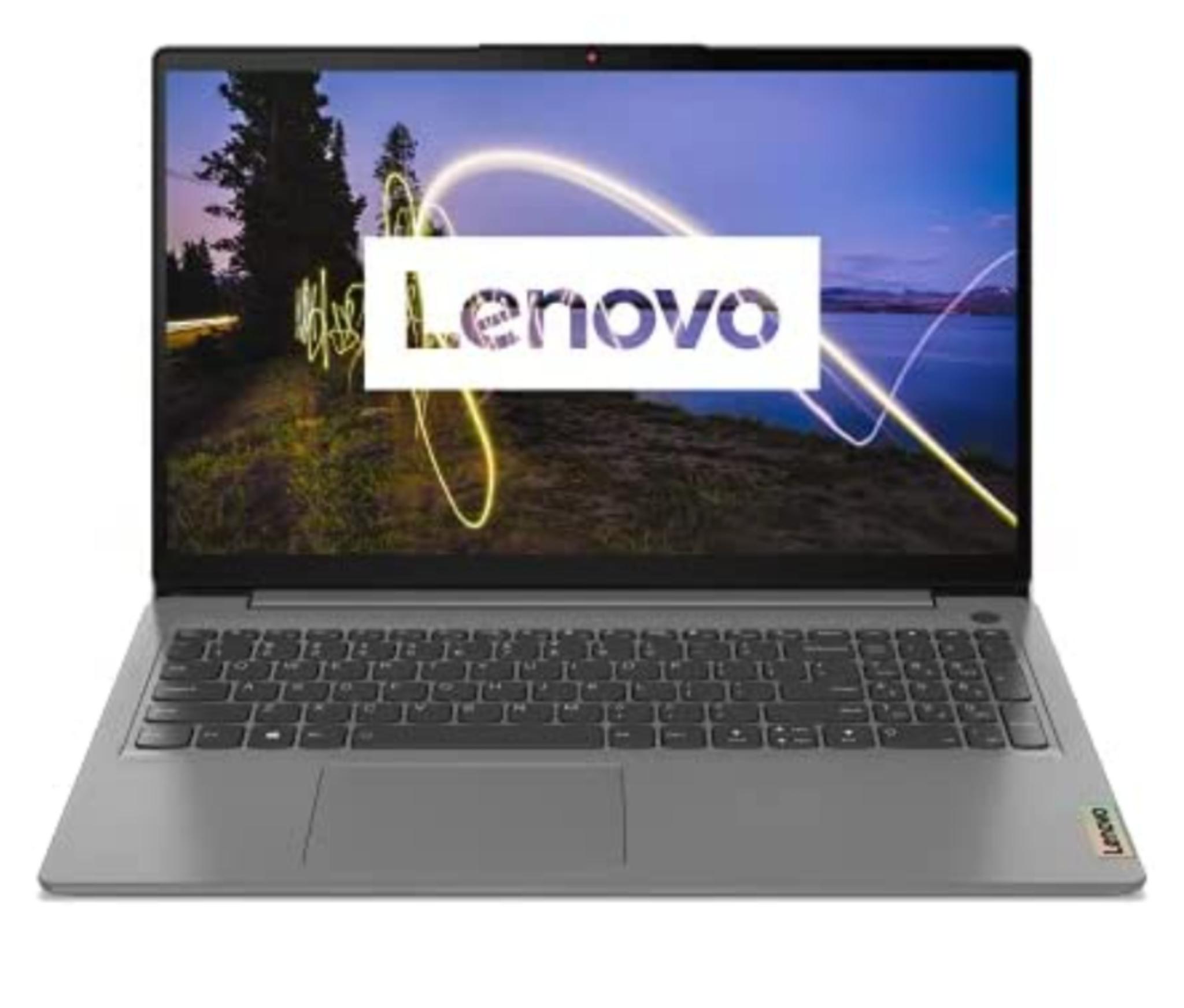 [Prime Day]Lenovo IdeaPad 3 39,6 cm (15,6 Zoll, Full HD, entspiegelt), AMD Ryzen 5 5500U, 16GB RAM, 512GB SSD, AMD GPU, W10 Home, grau