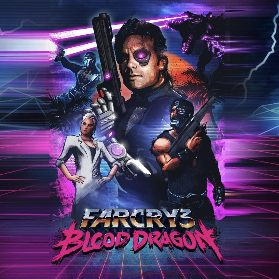 Far Cry® 3 Blood Dragon | Xbox
