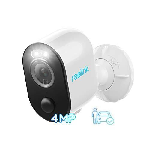 Neue Reolink Argus 3 Pro - 4MP Akku Überwachungskamera mit Personsen -und Fahrzeugerkennung; Spotlight; 2,4/5GHz Wifi für 115€
