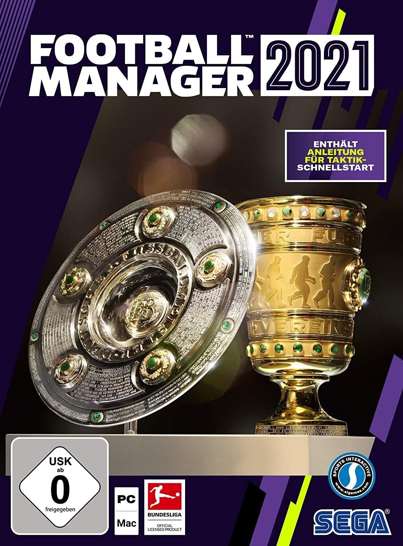 Football Manager 2021 - Limited Edition (PC/Mac, inkl. Anleitung für Taktik-Schnellstart, Metacritic 85/6.2)