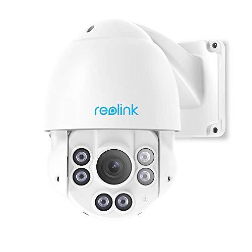 Reolink RLC-423-5MP 5MP PTZ PoE Überwachungskamera [Fast Bestpreis / Amazon Prime Day / inklusive 5,00 EUR Auto-Zusatzrabatt im Warenkorb]