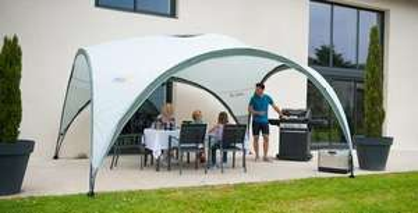[prime only] Coleman Shelter XL 4,5x4,5 Pavillon Zelt