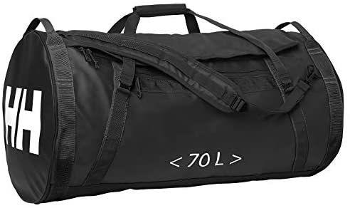 Helly Hansen Duffel-Bag-Sammeldeal, z.B. HH Duffel Bag 2, 70L Sporttasche mit Rucksackriemen [Prime Day]