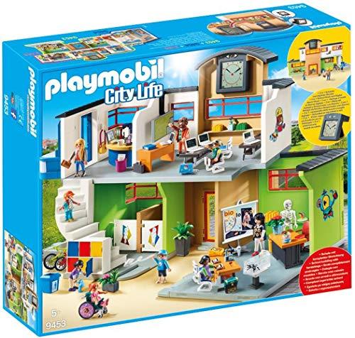 [Prime] PLAYMOBIL City Life 9453 Große Schule mit Einrichtung, von 4-10 Jahren