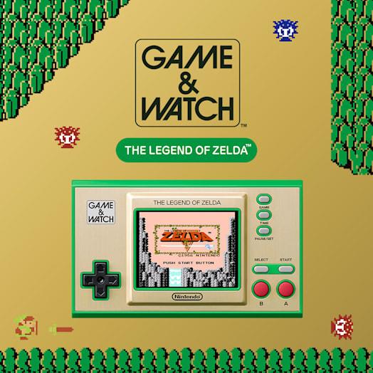 Game & Watch The Legend of Zelda [vorbestellen][Gamestop]